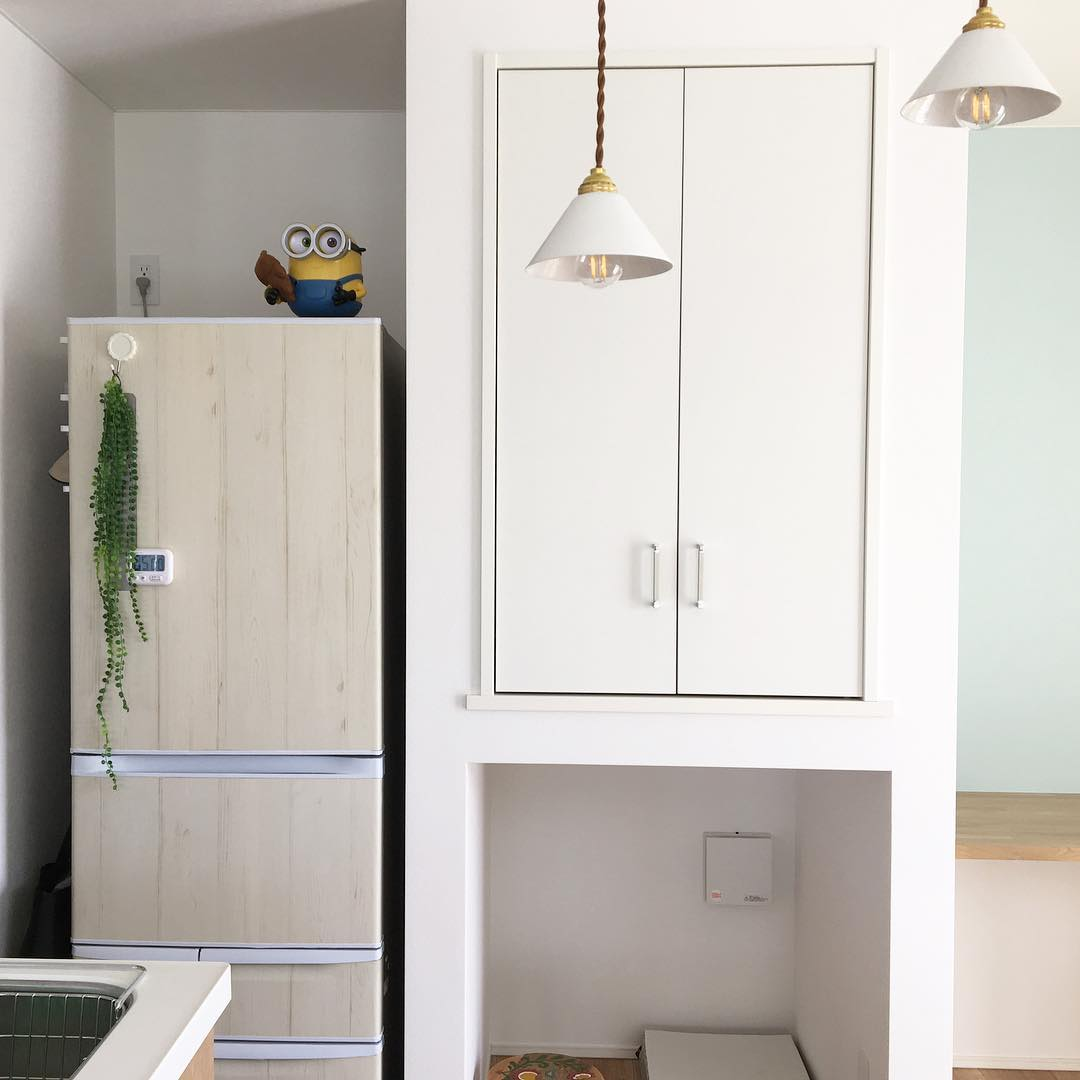 インテリア 冷蔵庫
