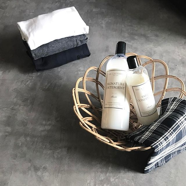 『THE LAUNDRESS』の洗剤&柔軟剤