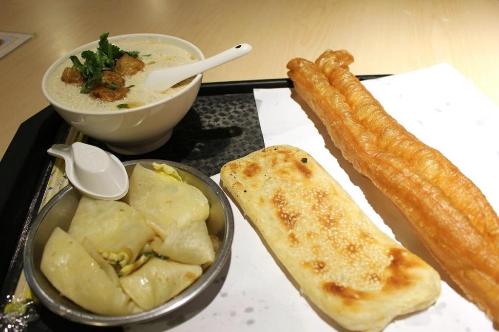 【2019年10月台湾女2人旅⑥】台湾で一番人気の朝食店!?念願の台北『阜杭豆漿』でほっこり優しい…