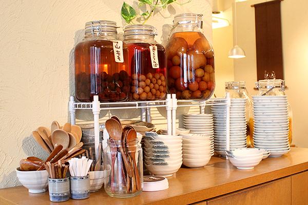 3-果実酒・食器