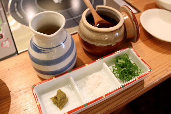 10-蒸し鍋(つゆ・薬味)