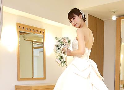 憧れのウエディングドレスを、綺麗に着こなす!補正下着メーカー『タムラ』が手掛けるブライダルインナー…