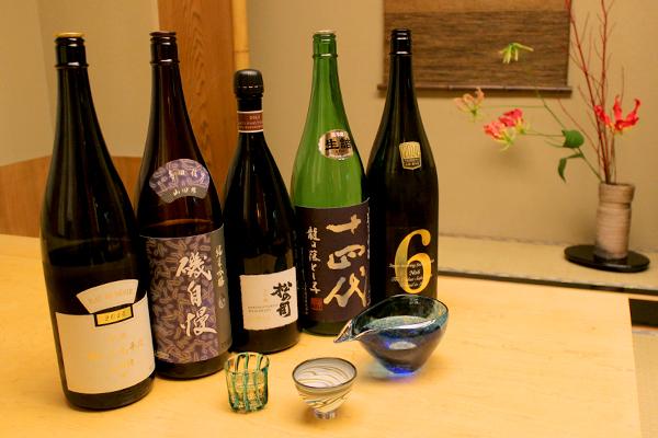 日本酒好きの来店も多いのだそう