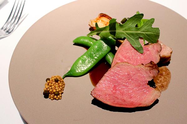 野菜は、モロッコいんげん、スナックエンドウ、ルッコラ、下仁田ネギ、食用の花の蕾・金針菜(きんしんさい)