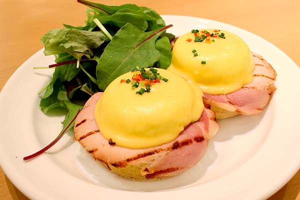 大阪・梅田に『サラベス 大阪店』が関西初出店!「N.Y.の朝食の女王」を楽しもう♪