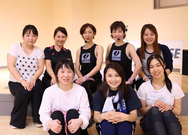 「★プレゼント付き★ダンスフィットネス『ジャザサイズ』体験」開催!