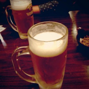 関空で飲む