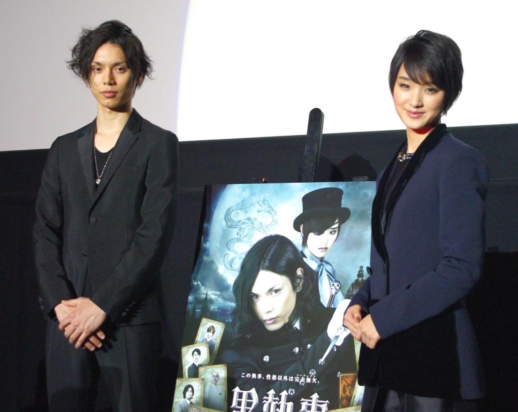 【3年ぶり2度目】映画『黒執事』水嶋ヒロさん、剛力彩芽さんの取材に行ってきました。