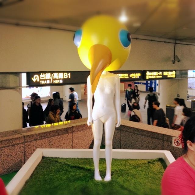 【2014GW台湾1人旅】トランスアジア航空でゴー。