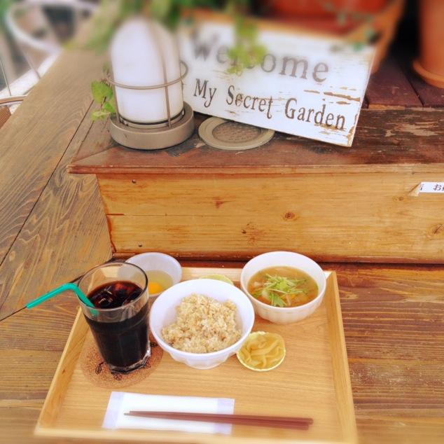 難波で朝ご飯をオシャレにキメるなら。