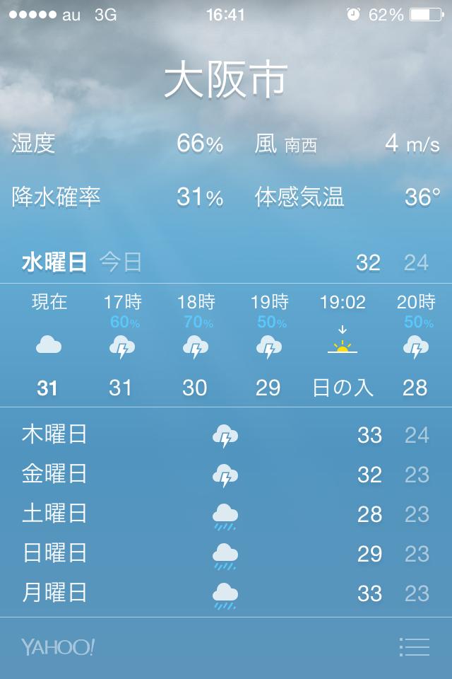 はいウソ絶対ウソ今日間違いなく体感気温45℃くらいあったし!!!!!!!!!!!!!!!!!!!
