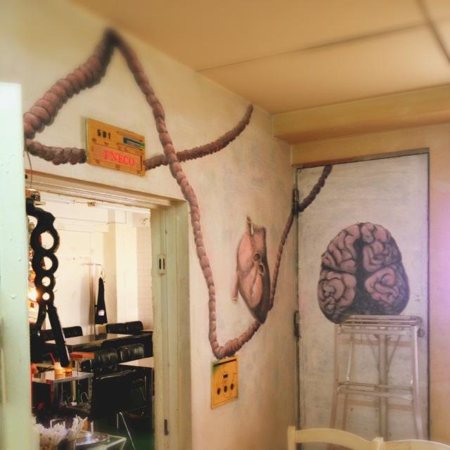 病院をモチーフにした心斎橋のカフェ『アナムネ』が心をくすぐりまくる件。
