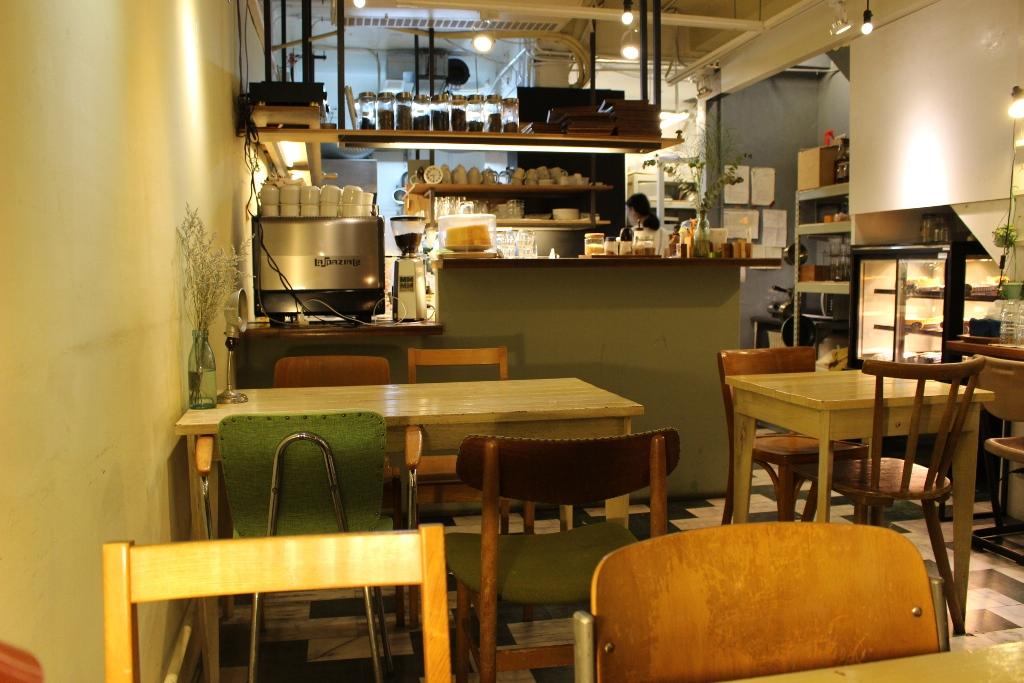 【2016GW台湾1人旅】1人でカフェごはん(初)。