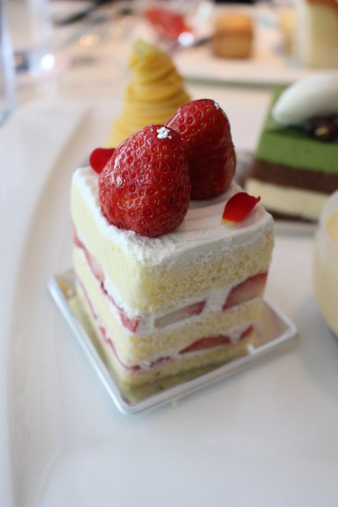 FuwaFuwa 苺のショートケーキ
