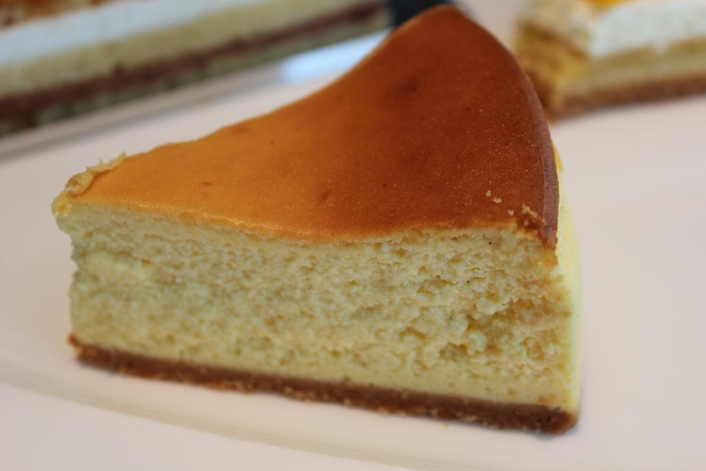 濃厚!ベイクドチーズケーキ