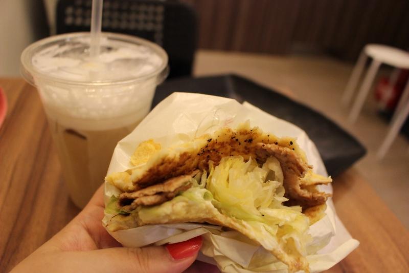 【2016GW台湾1人旅】『Mr.Lin's sandwich』でシンプルかつ衝撃的に美味しい朝サンドに出会う。