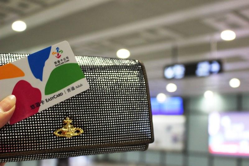 【2017GW台湾1人旅】桃園国際空港から台北へ、MRTで行ってみた。