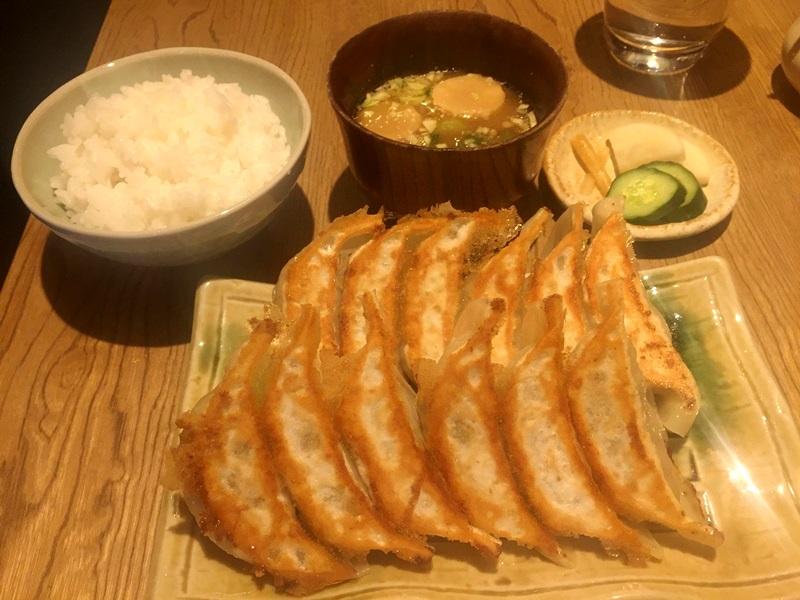 京食材をふんだんに使ったあっさり餃子をランチでガッツリ。京都『ぎょうざ処 高辻 亮昌』