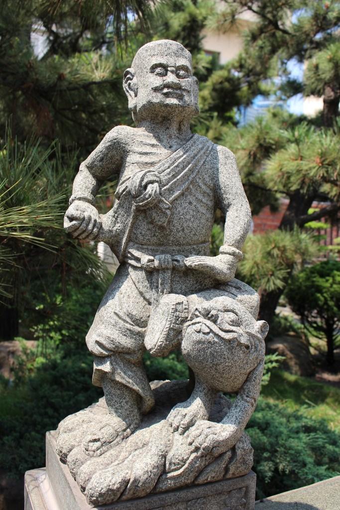龍山寺 神様6