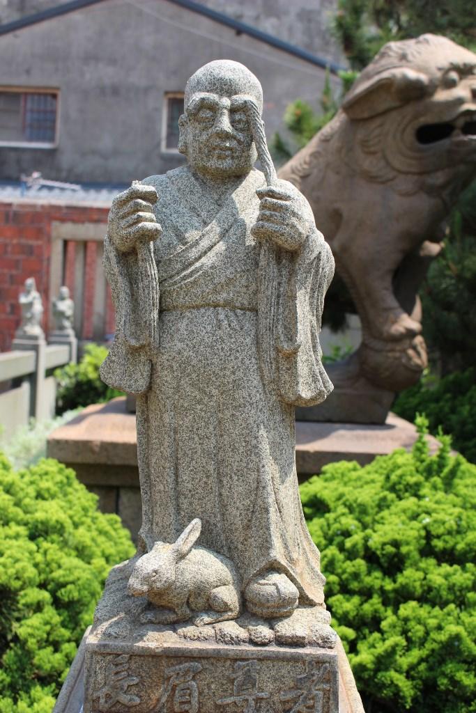 龍山寺 神様4