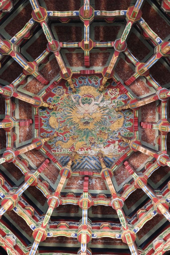 【2017GW台湾1人旅】彰化県『鹿港龍山寺』の建造美の虜になる。