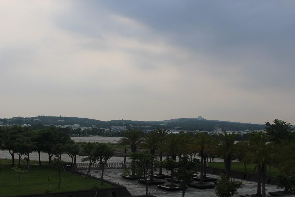 台中駅 風景