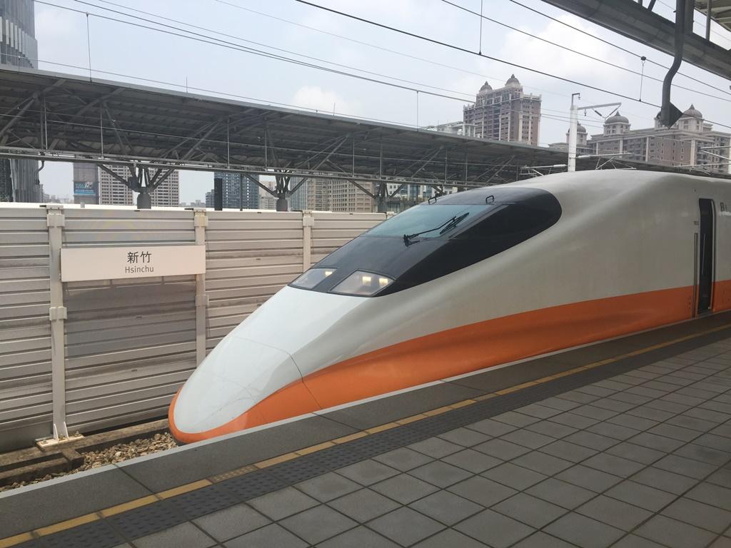 4 新竹駅 高速鉄道