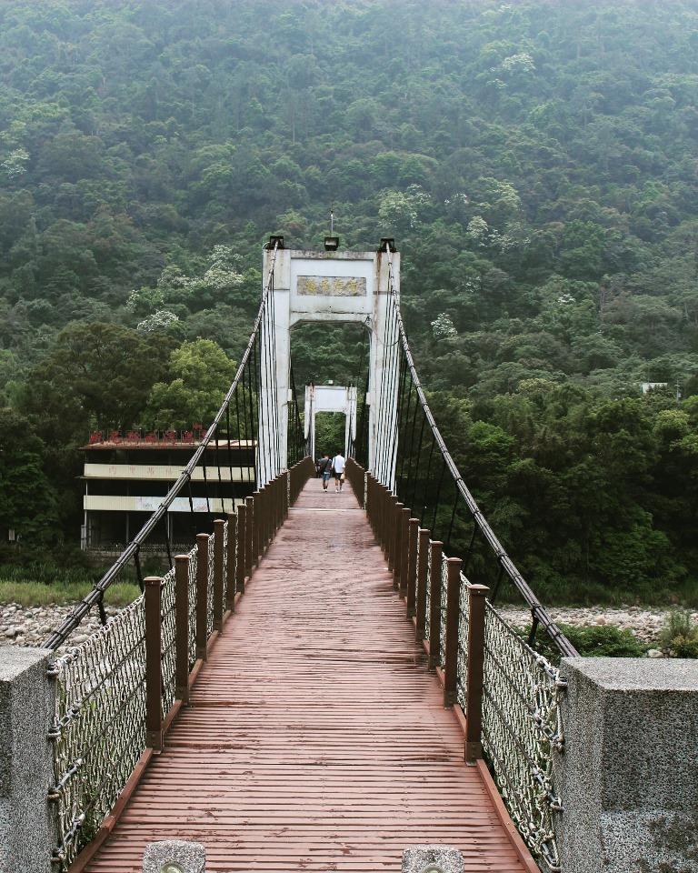 13 吊り橋