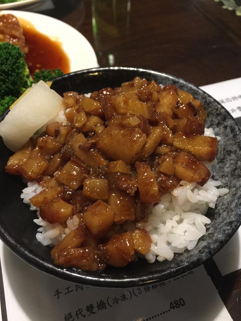 【2017GW台湾1人旅】滷肉飯(魯肉飯)がとにかくヤバイ!伝統的な台湾家庭料理の店『My灶』。