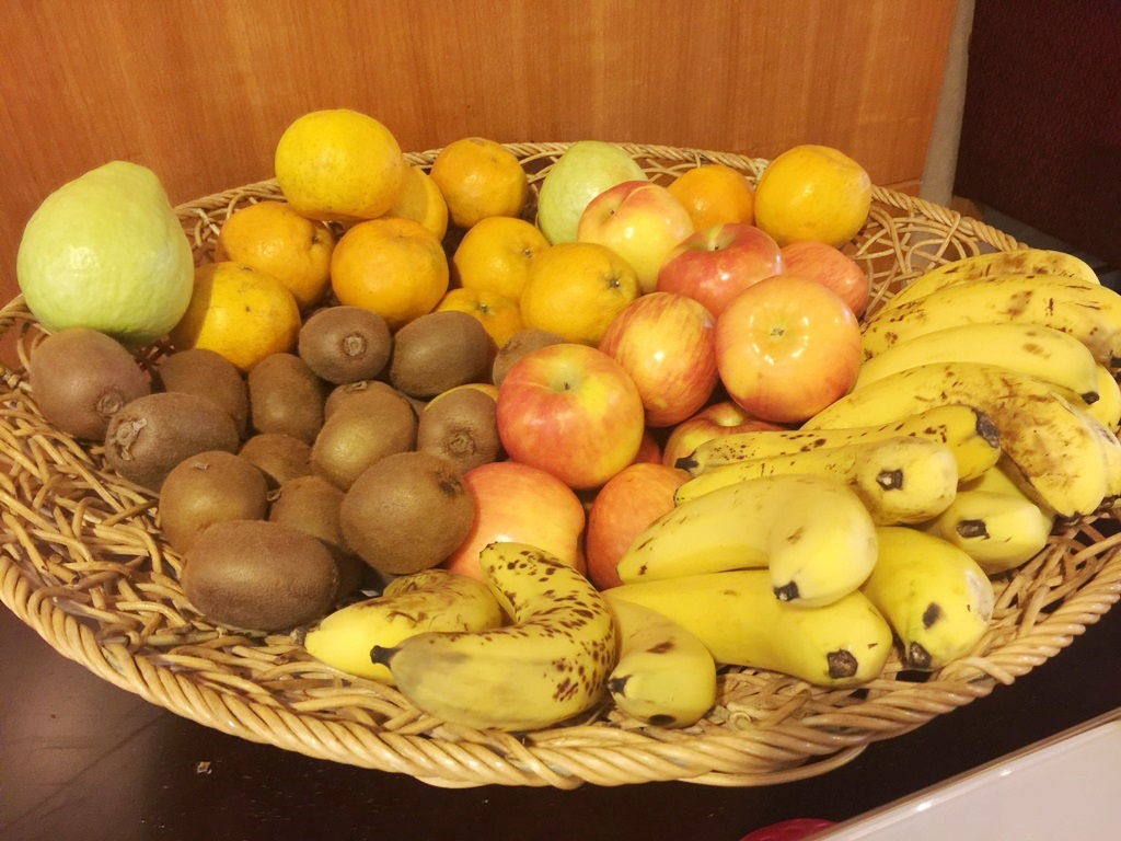16 フルーツ