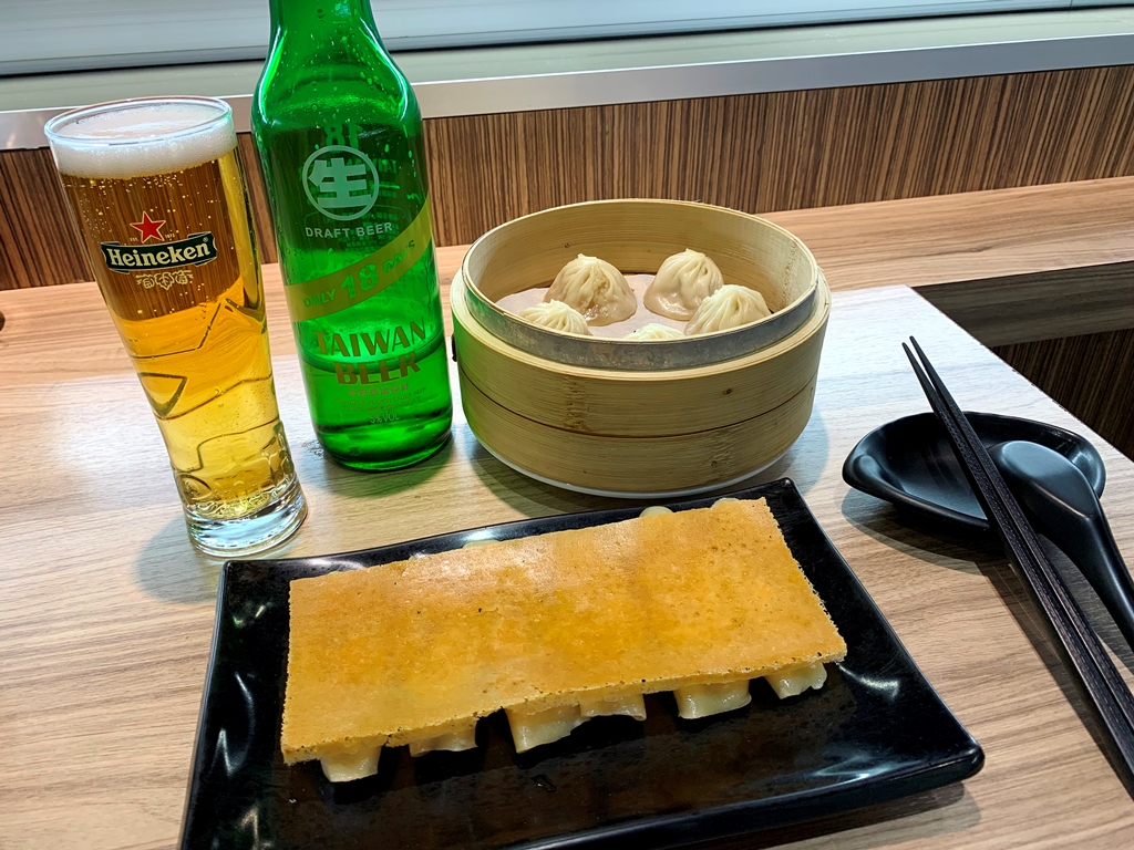 【2019年1月台湾1人旅⑱】回転寿司ならぬ回転小龍包でテンションブチアゲ。『濟南鮮湯包 中山店』(中山駅)は動画準備もお忘れなく。
