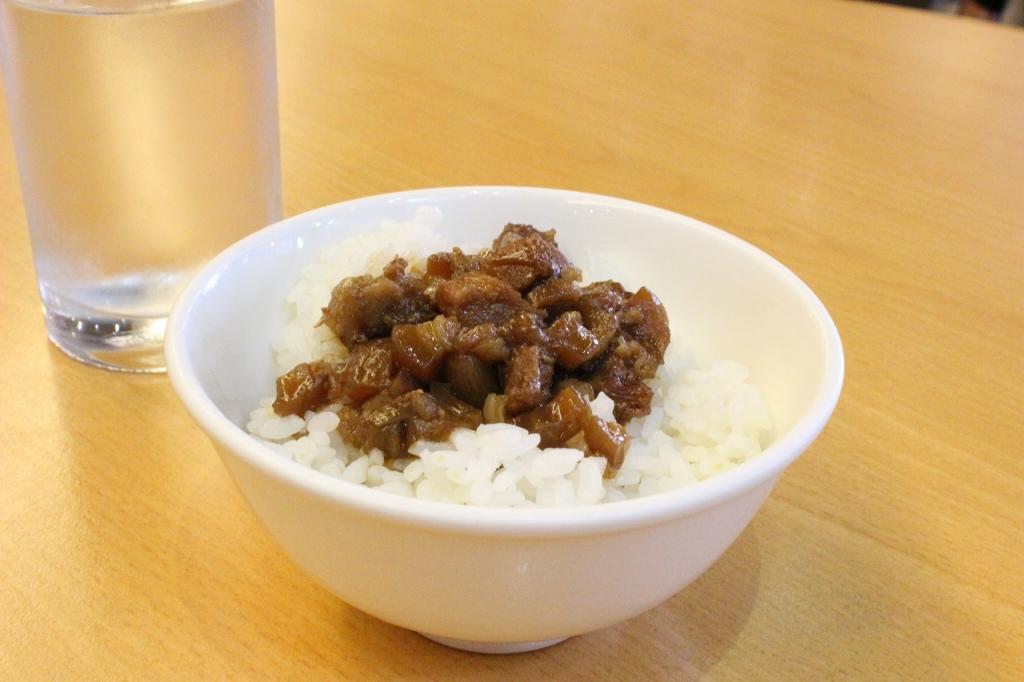 【2019年4月台湾1人旅⑦】ホテルの朝食に魯肉飯という神ラインアップ。『台南富朗飯店(ホテル リッチ)』。