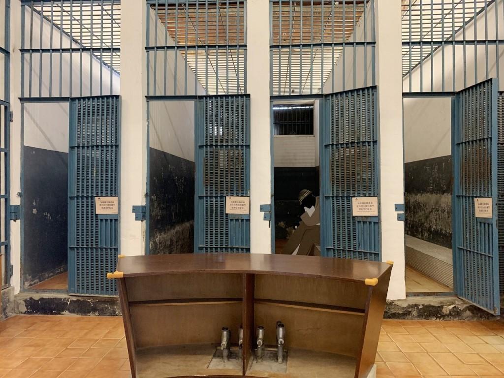 【2019年4月台湾1人旅⑧】拘留所に1人で大興奮。『台湾司法博物館(國定古蹟臺南地方法院)』。