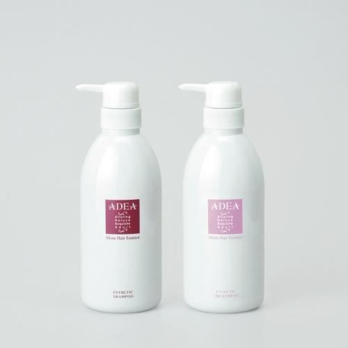天然素材成分&5大保湿成分&pH5! 頭皮・髪に優しい「髪パック」できるシャンプー♪