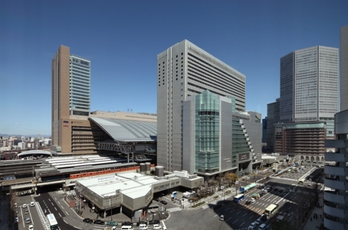 JR「大阪駅」直結だから、ホテルから出勤だってラクラク!