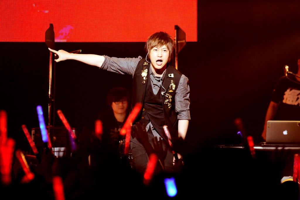 台湾発スーパーバンドMaydayのプレミアムライブ「Mayday Special LIVE 2014」(なんばHatch)レポート
