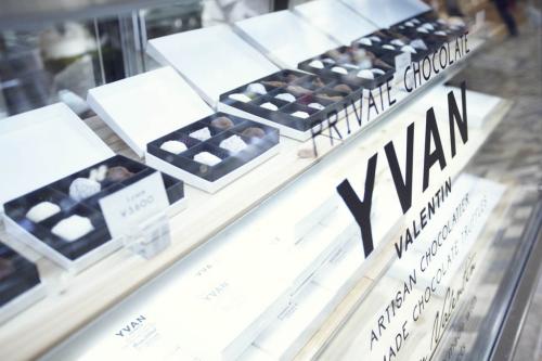 ロサンゼルスのチョコレートブランド「イヴァン・ヴァレンティン」