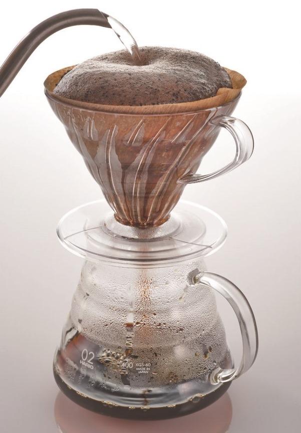 「V60 コーヒーブリューイングセット」で、日々のカフェタイムを簡単にバージョンアップ
