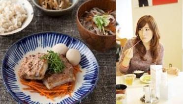 レシピ集『資生堂社員食堂の「健美食」』1