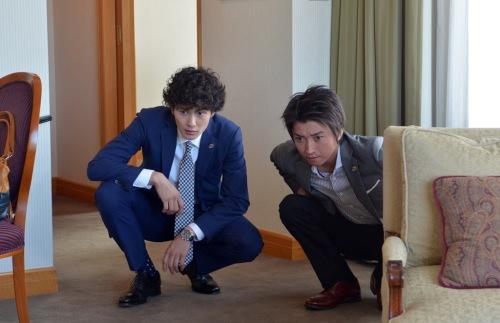 (C)2015映画「ST赤と白の捜査ファイル」製作委員会