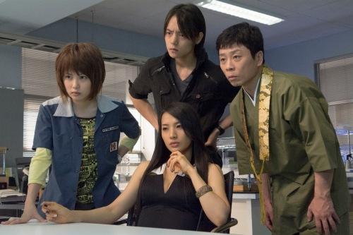 映画『ST赤と白の捜査ファイル』3