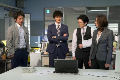 映画『ST赤と白の捜査ファイル』4