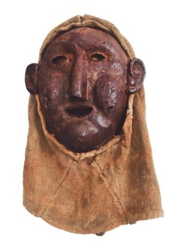≪死刑執行人の鉄マスク≫ 16 世紀 ライトナー・コレクション (C)Sammlung Leidner