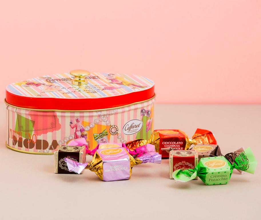 キュートなビジュアルは友チョコに◎! 『カファレル』のバレンタイン限定商品「ロザリーナグランデ」