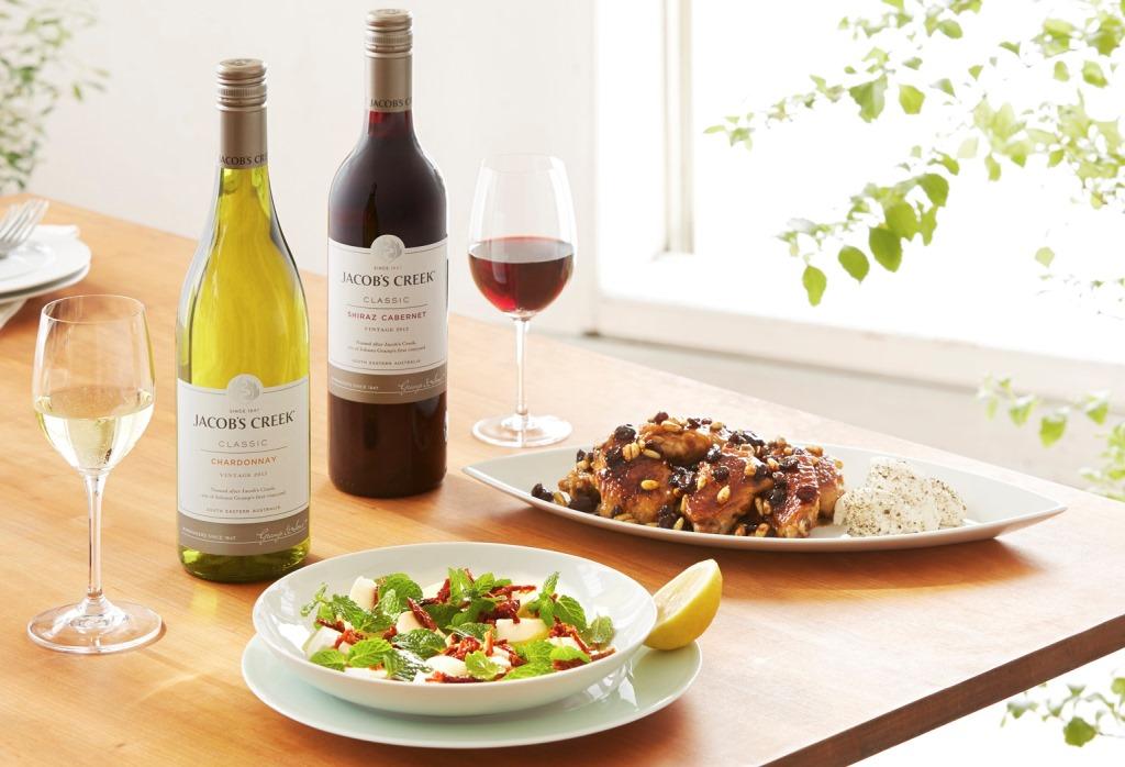 オーストラリアワイン「ジェイコブス・クリーク」「春に楽しむ、ワインとチーズのマッチング」キャンペーンを6/30(火)まで開催!