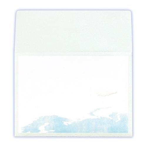 「Solaline(飛行機)」封筒(1柄4枚・432円)
