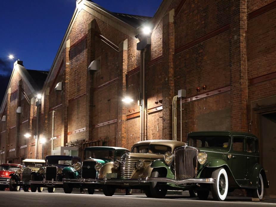 クラシックカー好きならずとも、胸が高鳴る! 6/13(土)、『GLION MUSEUM』が大阪築港・赤レンガ倉庫にグランドオープン
