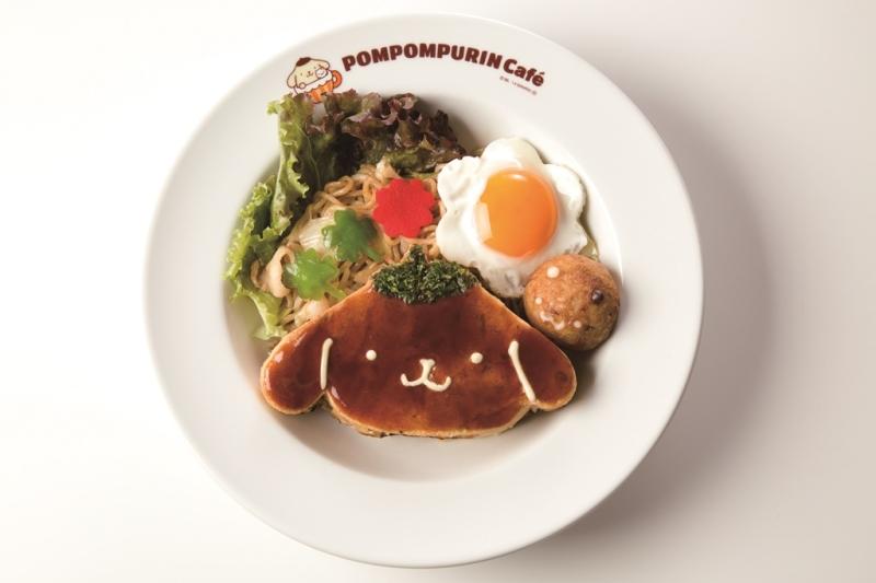 【梅田店限定】「祭りだ!わっしょいお好み焼きプレート」(990円)