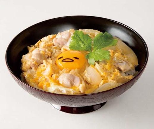 「親子かも丼」(1188円)