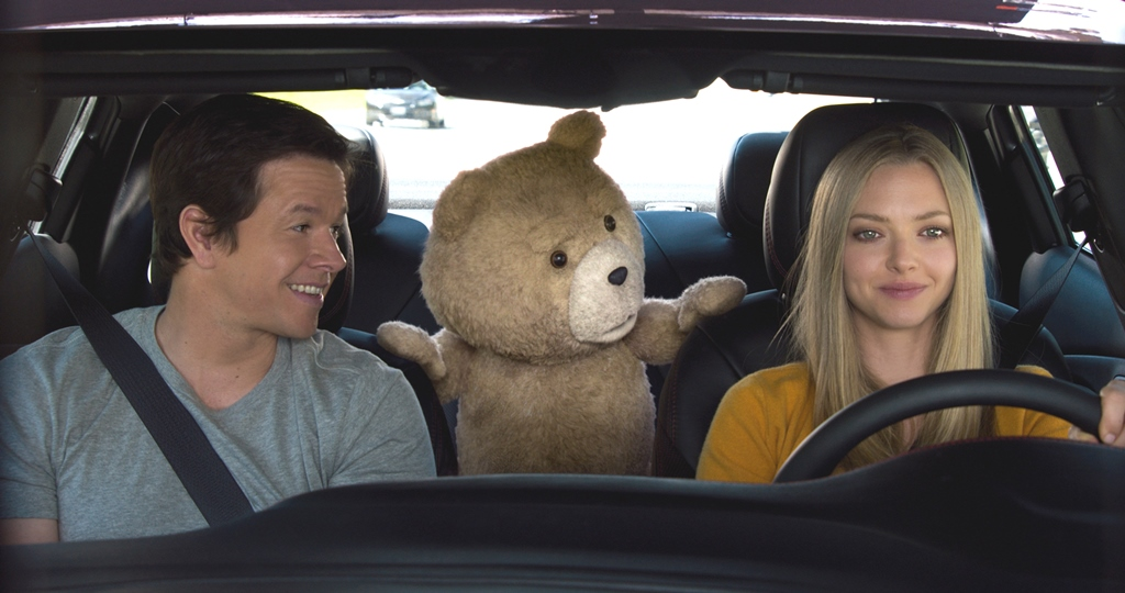 映画『テッド2』